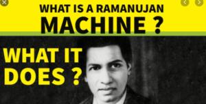 Ramanujan Machine'