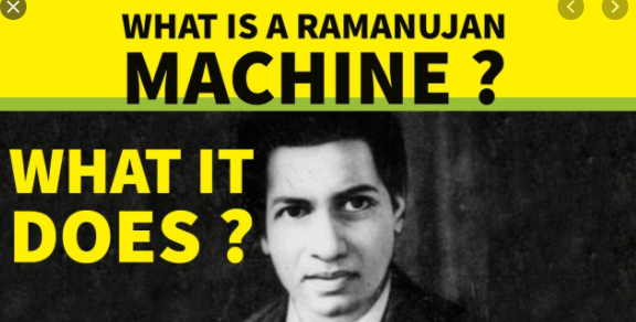 """A new smart mathematician """"known as the Ramanujan Machine can reveal the hidden relationships between numbers."""